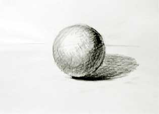 Ball drawing